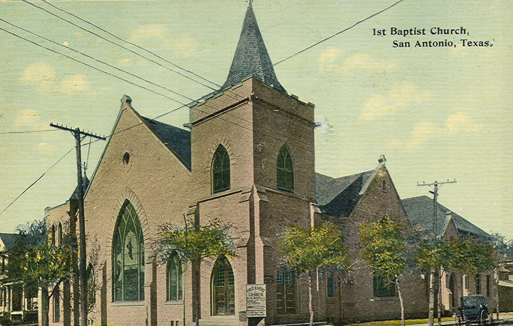 San Antonio First Baptist Church Florida Baptist